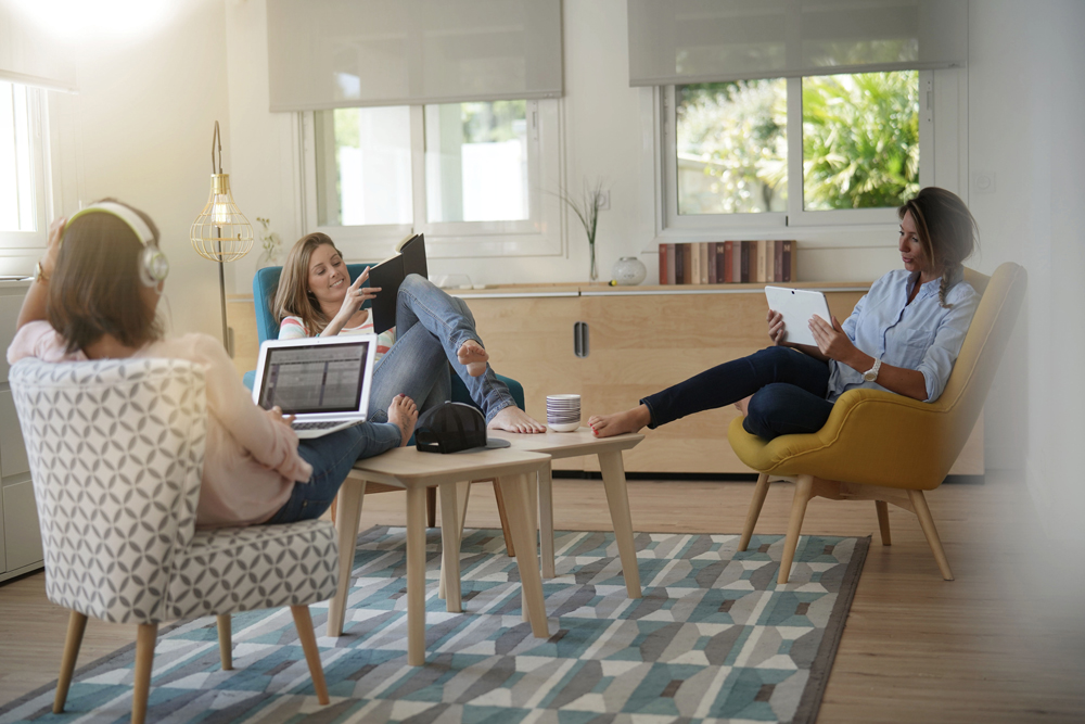 Could co-living be the next big thing for apartment owners? Picture