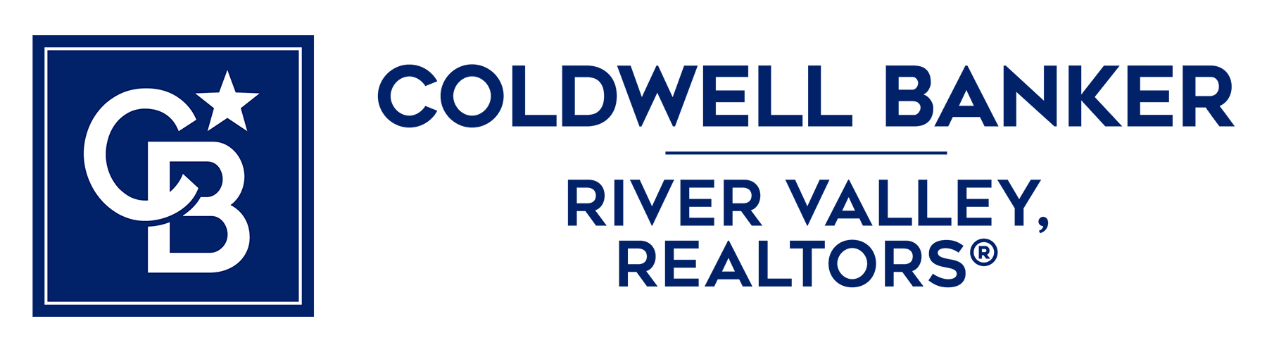 Coldwell Banker River Valley Realtors Logo