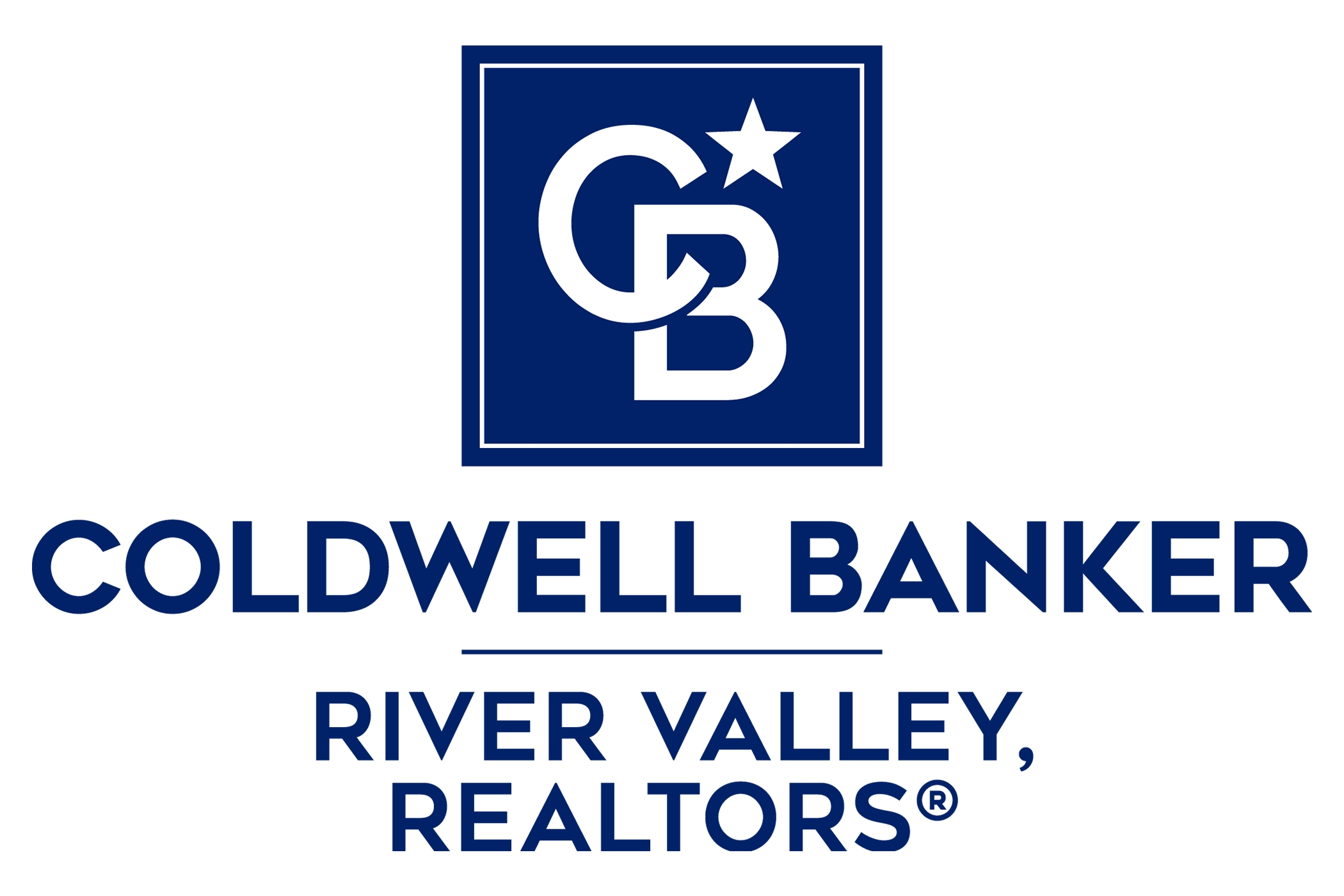 Jordan Luther - Coldwell Banker River Valley Realtors Logo