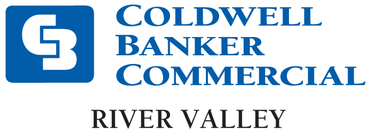 Chuck Olson - Coldwell Banker Commercial River Valley Logo