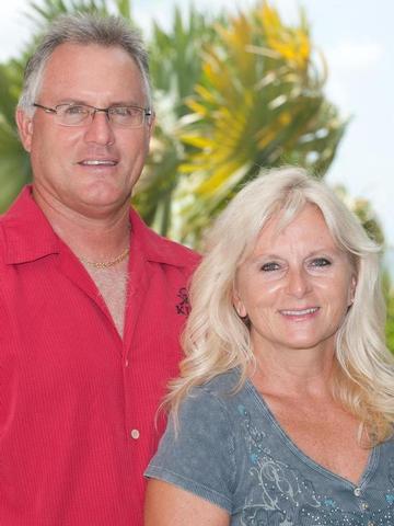 Beata and Capt. Jim Sharpe, Jr Profile Image