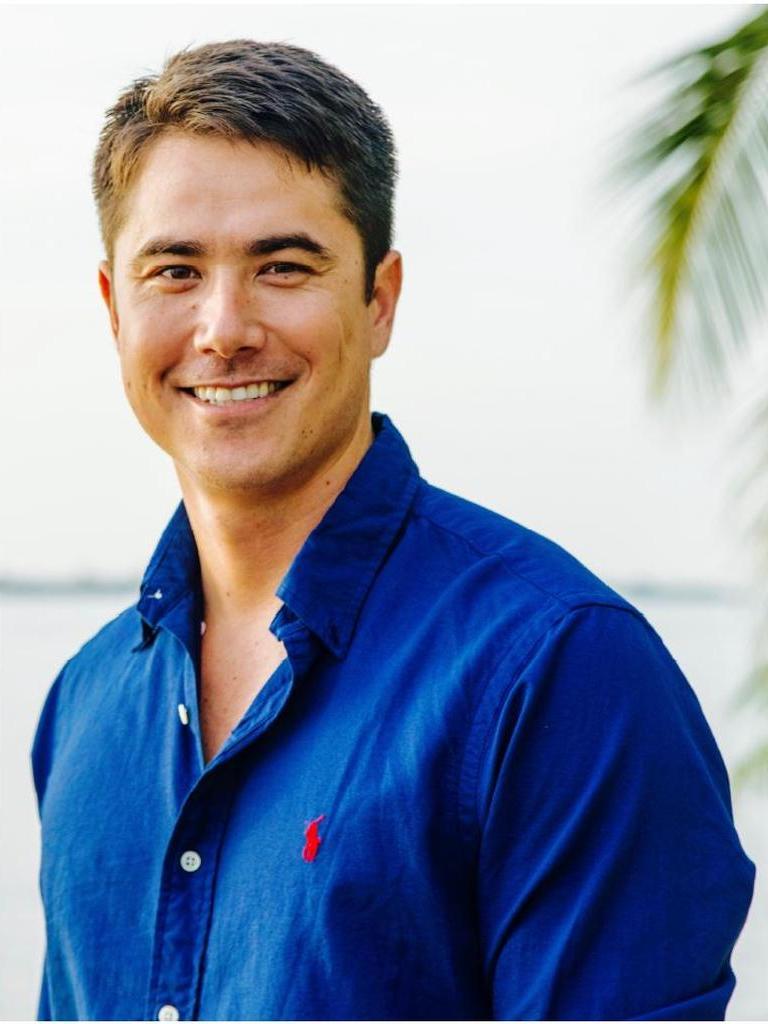 Christopher Tanaka