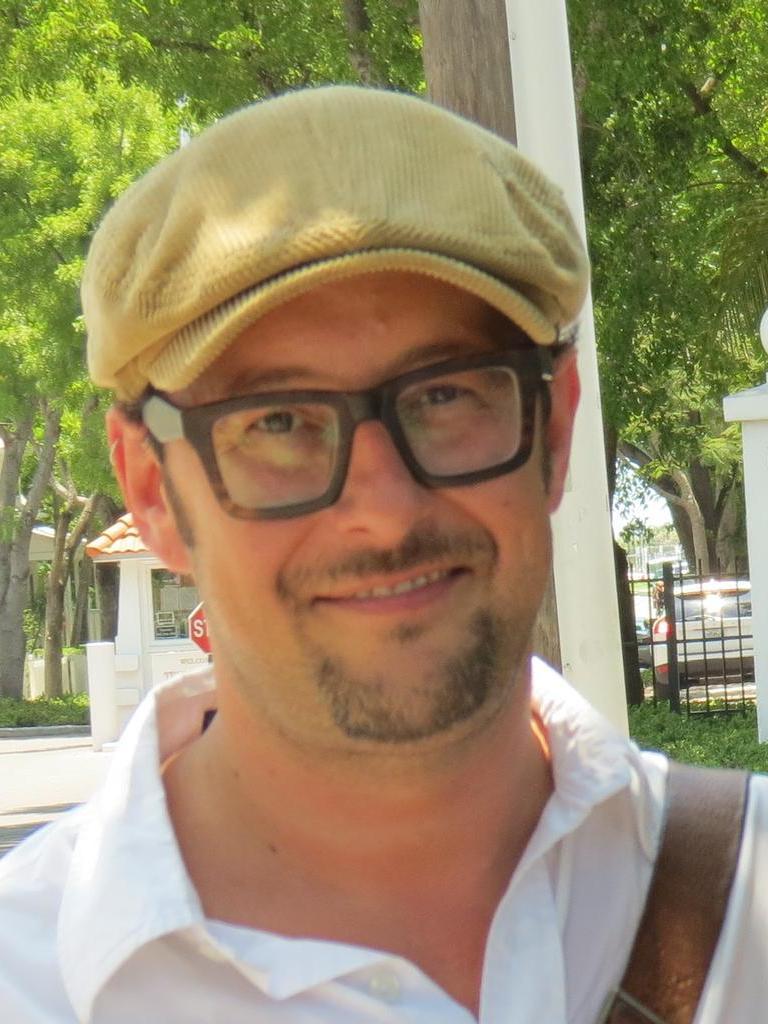 John Geno Zaharakis