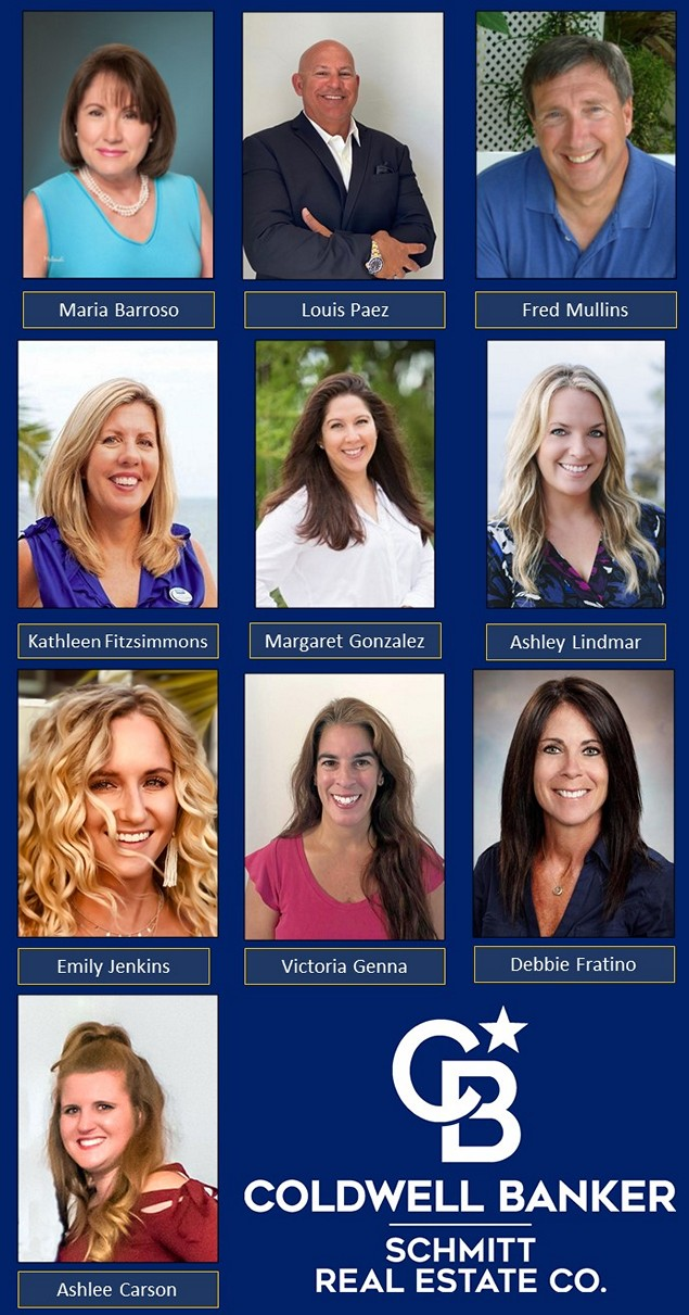 Coldwell Banker Schmitt Recognizes Agents - Staff Years of Service For July 2020 Main Photo