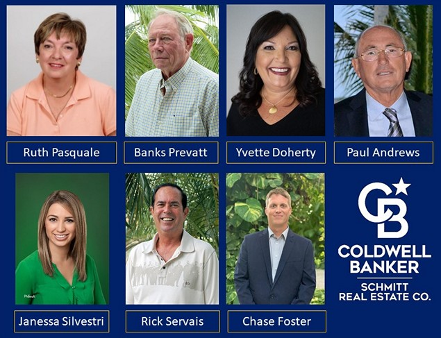 Coldwell Banker Schmitt Recognizes Agents & Staff Years of Service for October 2020 Picture
