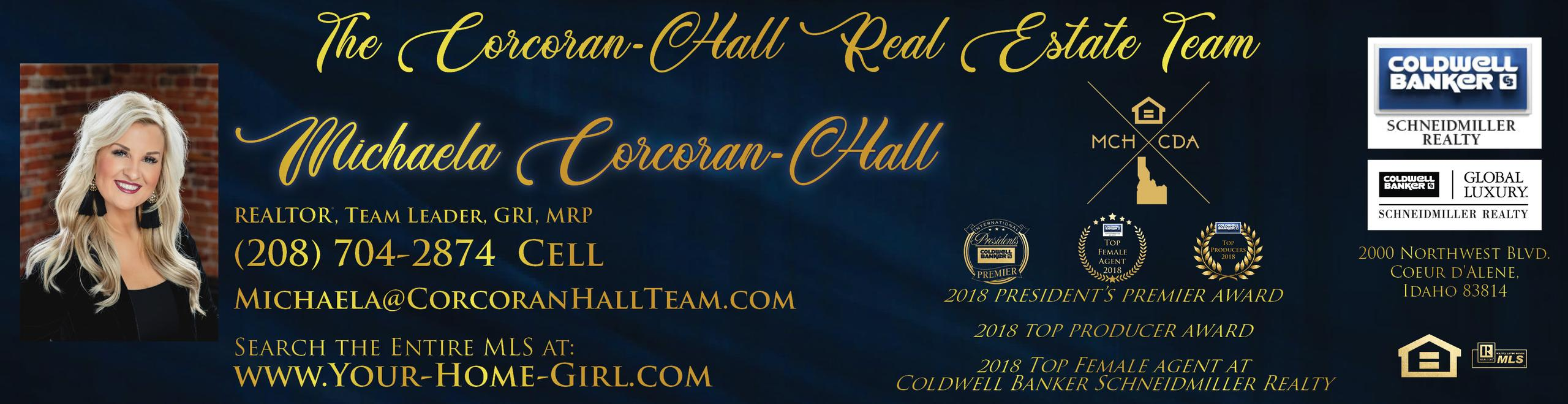 What Clients Are Saying About The Corcoran-Hall Real Estate Team