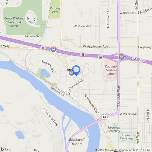 2000 Northwest Blvd., Coeur d Alene, ID 83814