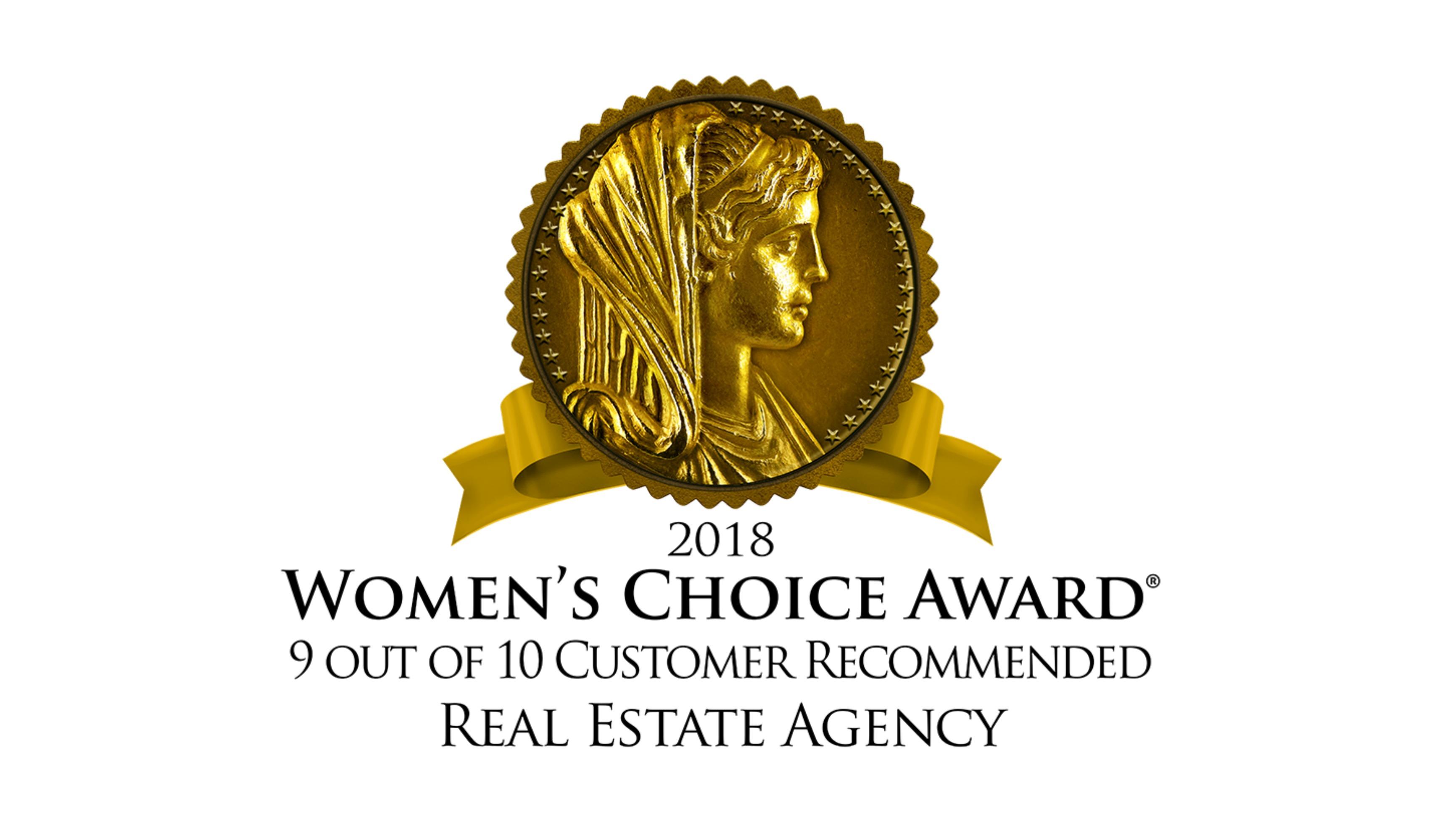2018 Womens Choice Award
