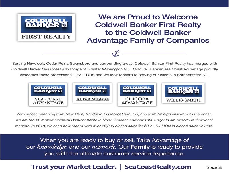 Coldwell Banker Sea Coast Advantage Expands Reach Main Photo