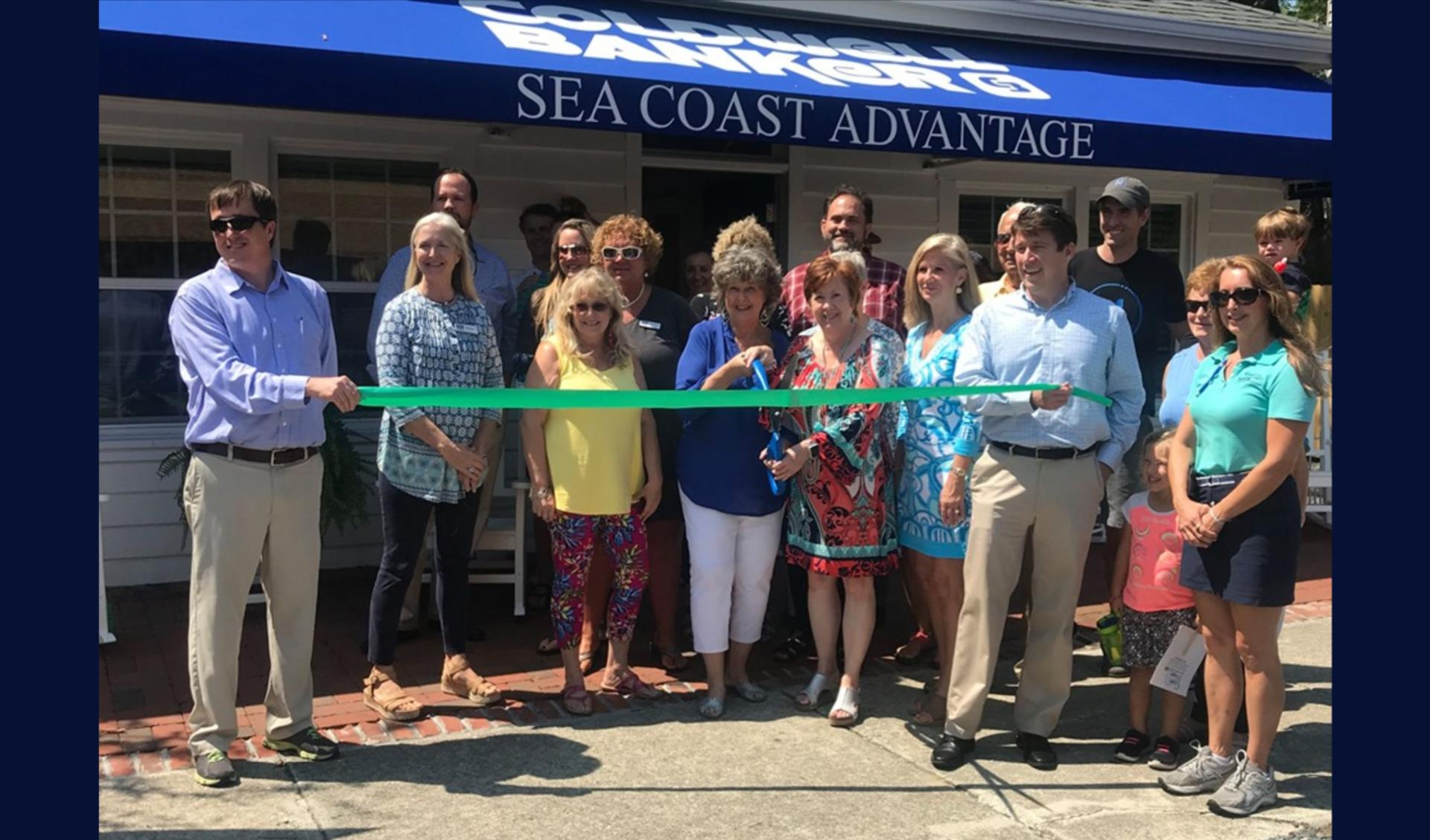 Coldwell Banker Sea Coast Advantage Expands Local Presence with Downtown Southport Office Main Photo