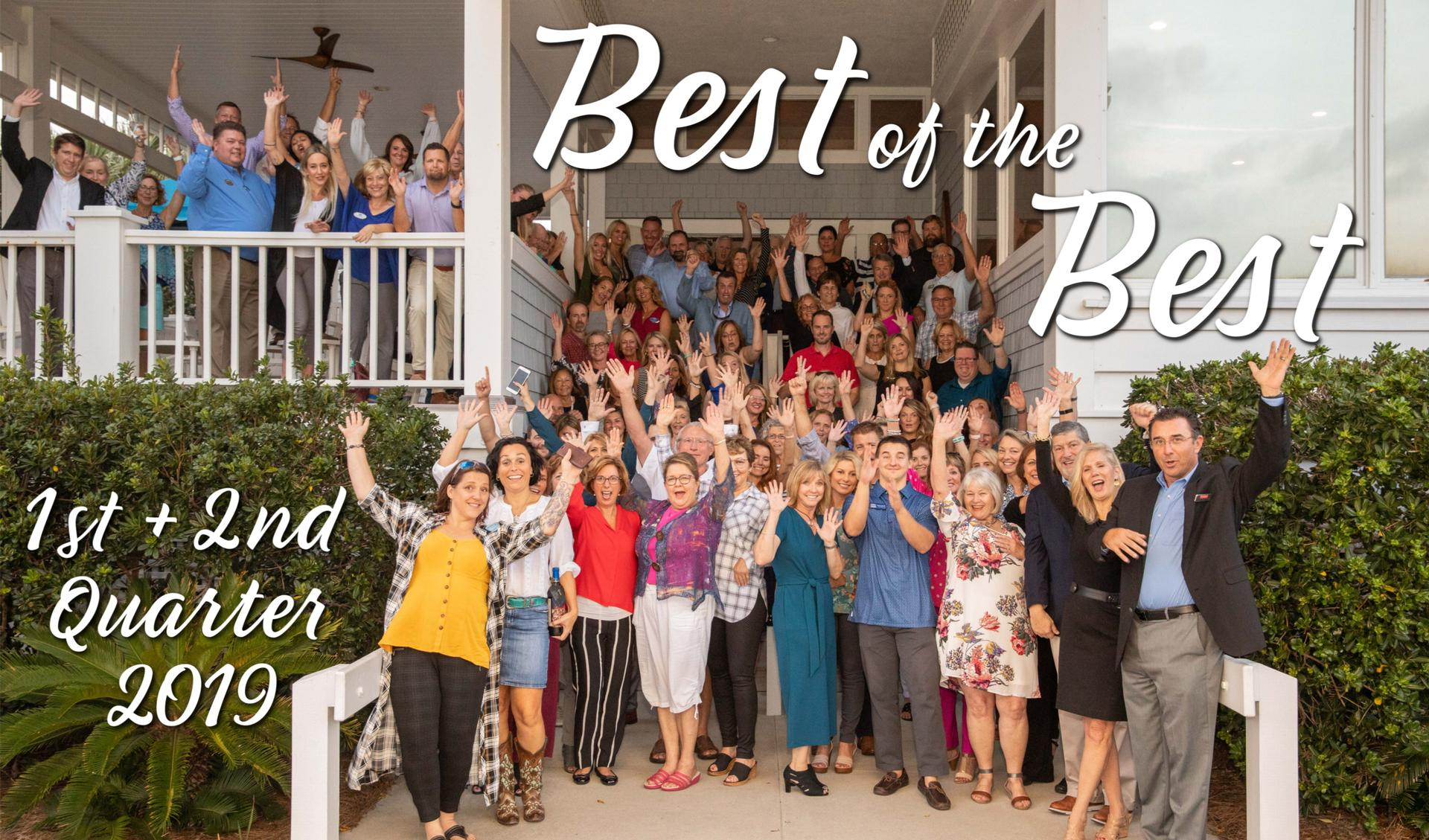 Best of the Best 1st and 2nd Quarter 2019 Main Photo