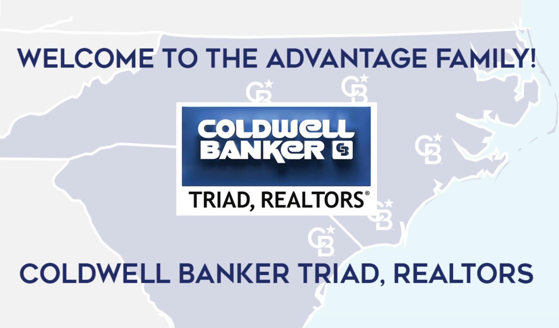 Coldwell Banker Triad, REALTORS® Joins the Coldwell Banker Advantage Family of Companies Main Photo