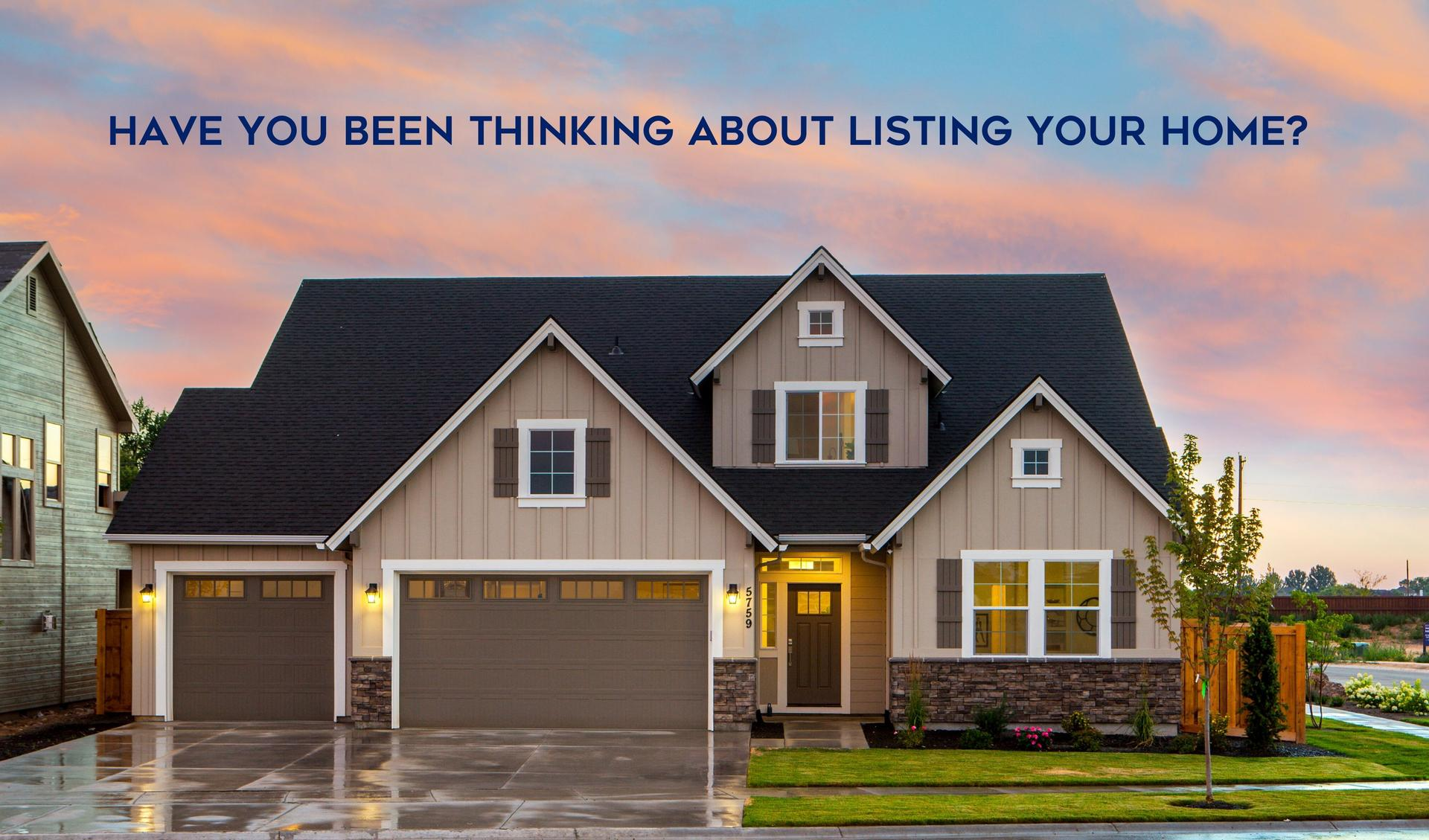 Hear from our agents on what they consider the most important things to prepare to list your home! Main Photo