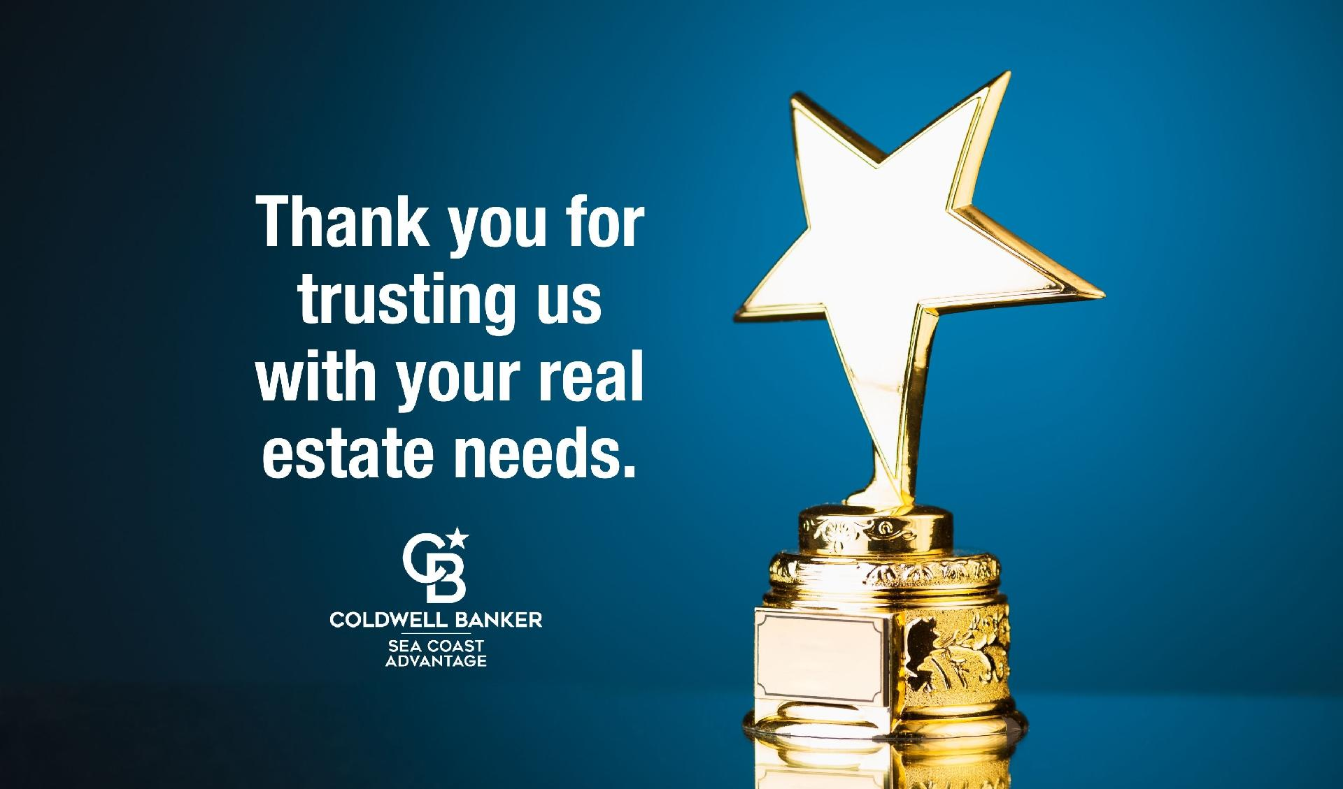 COLDWELL BANKER SEA COAST ADVANTAGE HONORED BY RISMEDIA Main Photo