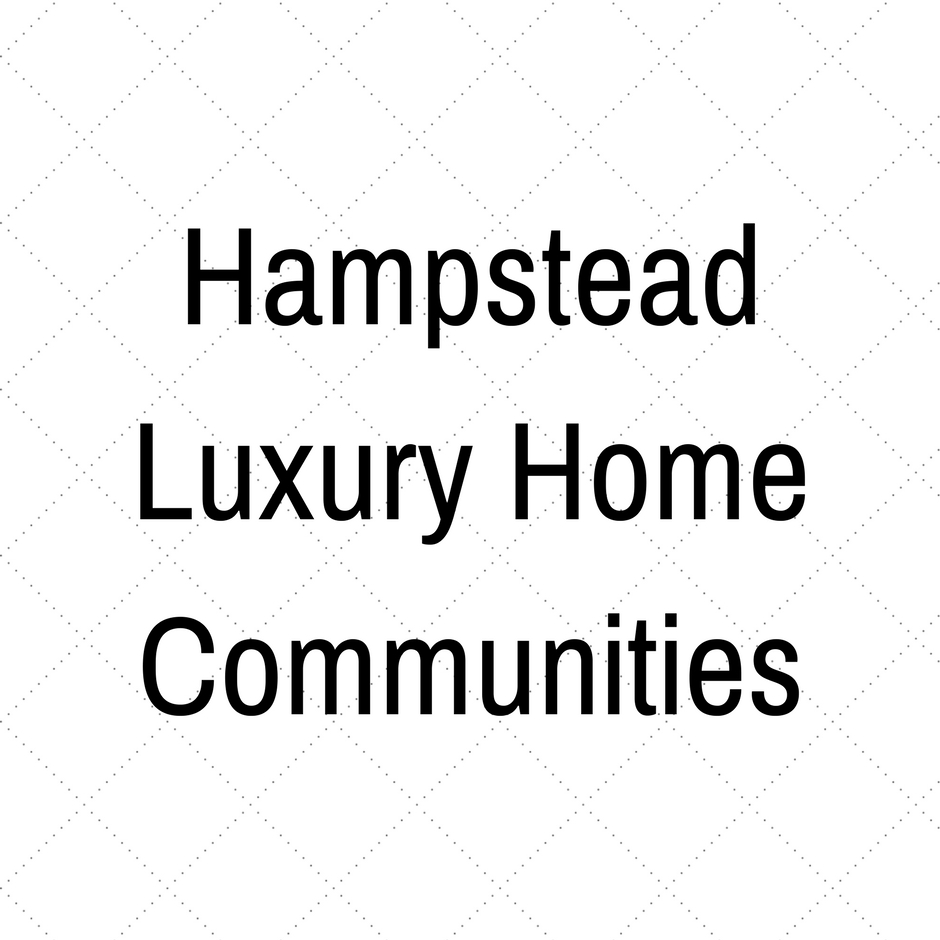 Hampstead Luxury Home Communities Main Photo