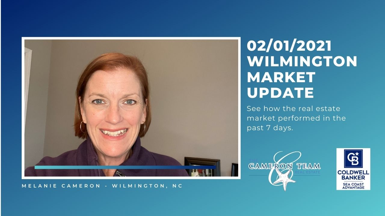 February 1, 2021 Wilmington Real Estate Market Update Main Photo