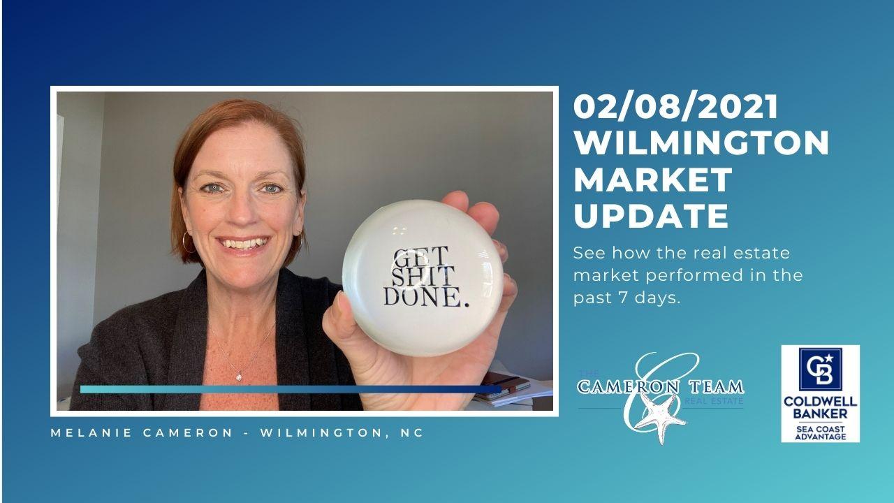 February 8, 2021 Wilmington Real Estate Market Update Main Photo