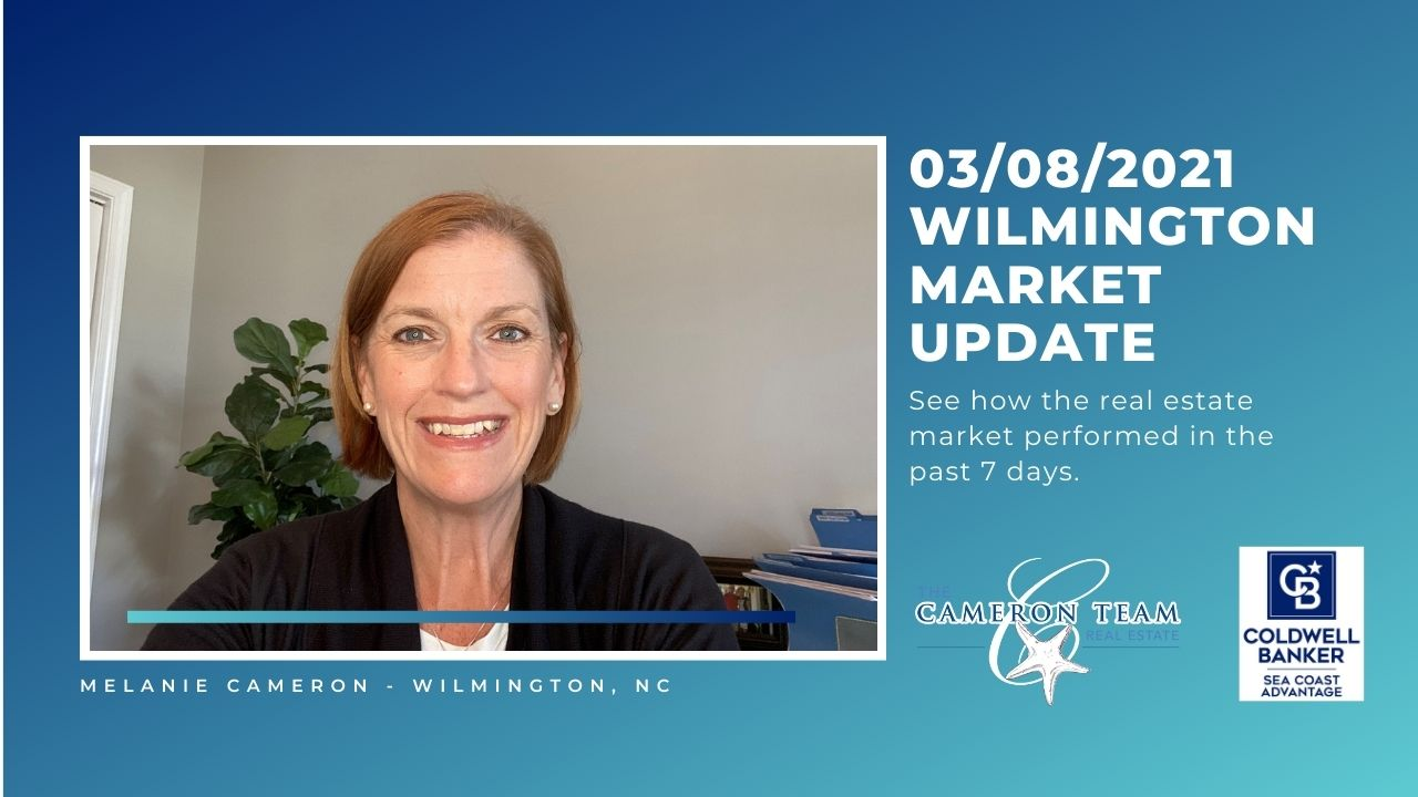 March 8, 2021 Wilmington Real Estate Market Update Main Photo