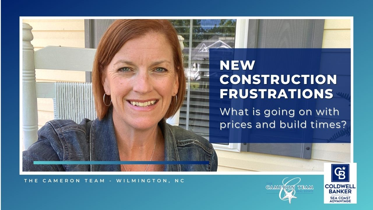 New Construction Frustrations: What is Going On with Prices and Build Times? Main Photo