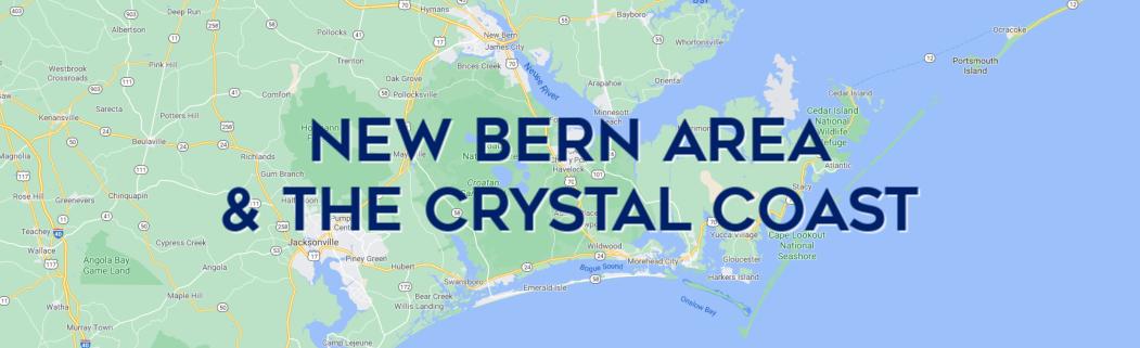 New Bern Area and Crystal Coast