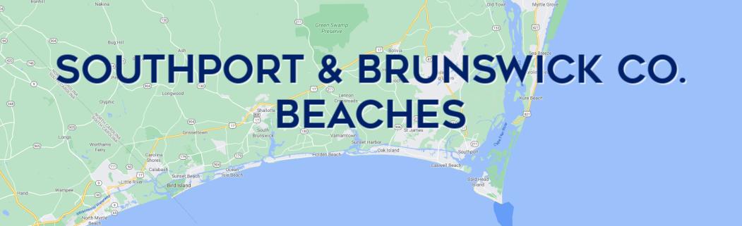 Southport & Brunswick Co. Beaches