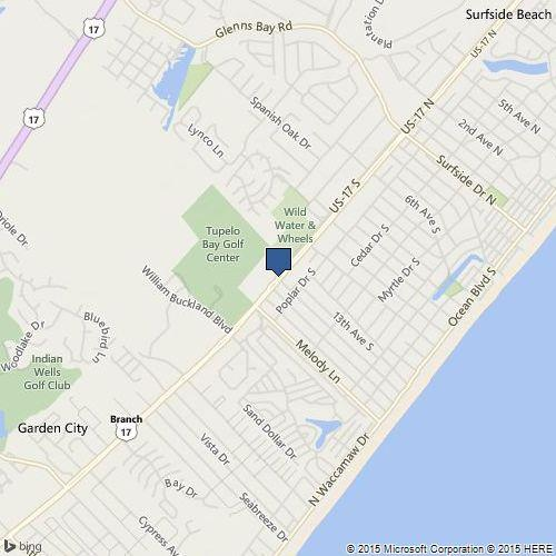 Commercial Murrells Inlet Office Map Location