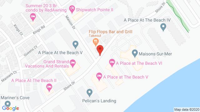 9600 Shore Dr. Unit A-101, Myrtle Beach, SC 29572