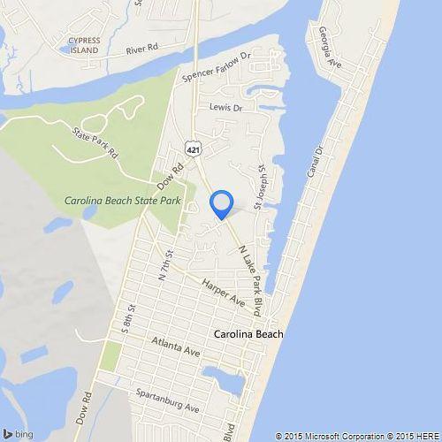 1001 N Lake Park Blvd, Carolina Beach, NC 28428