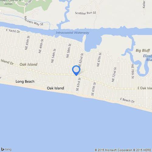 6101 E. Oak Island Drive, Oak Island, NC 28465