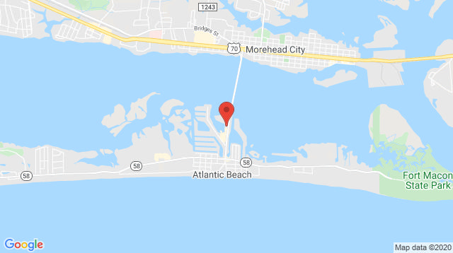 Atlantic Beach Office Map Location