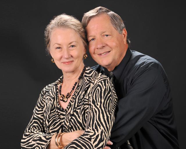 Jackie & Dr Earl VanEaton