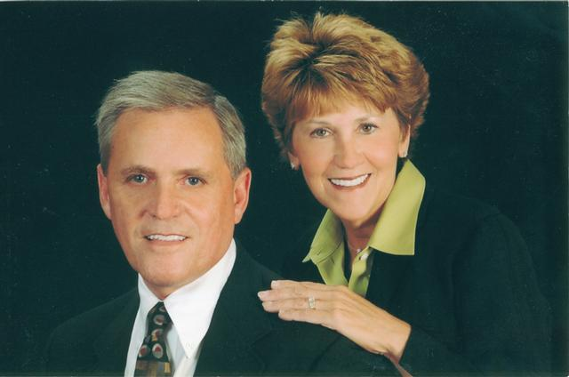 Gail and Dennis Phillipo