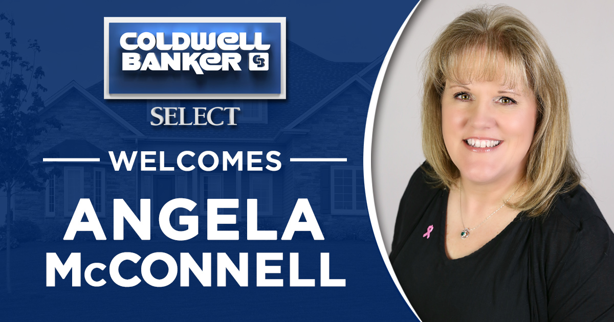 Angela McConnell Joins Coldwell Banker Select Main Photo