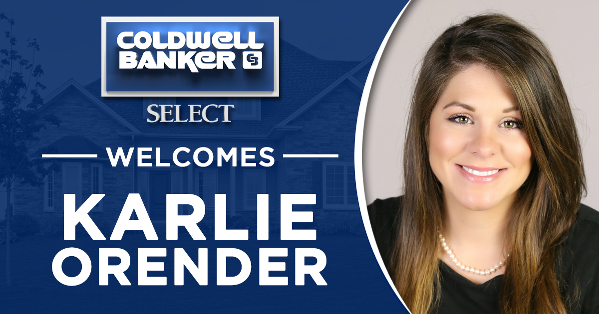 Karlie Orender Joins Coldwell Banker Select Main Photo