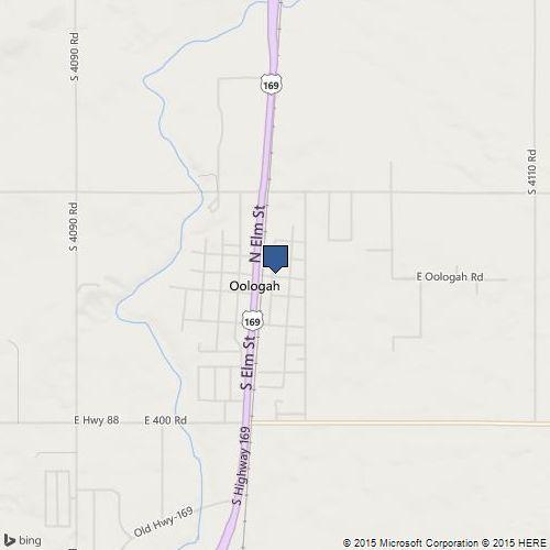 100 Cooweescoowee Ave, Oologah, OK 74053