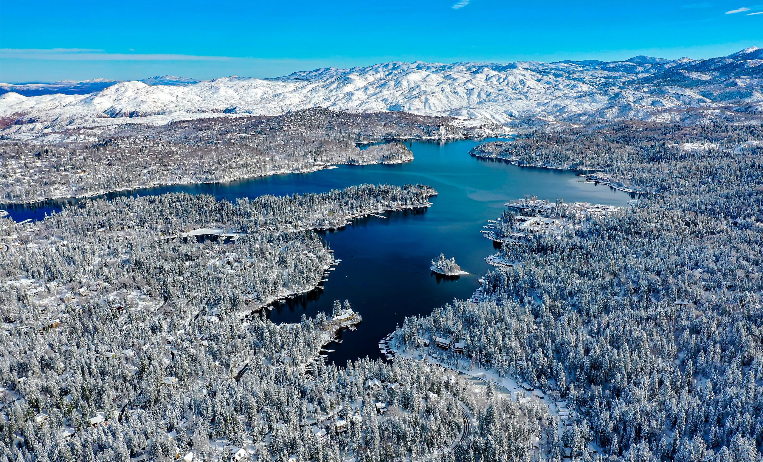 What Makes Lake Arrowhead the perfect Base Camp