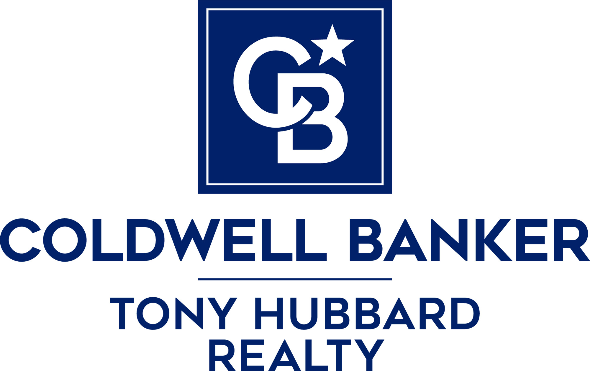 Coldwell Banker Tony Hubbard Logo