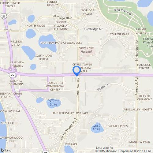 1795 E. Highhway 50, Clermont, FL 34711