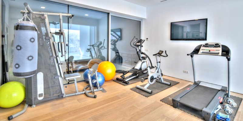 How to Build a Home Gym Without Breaking the Bank Main Photo