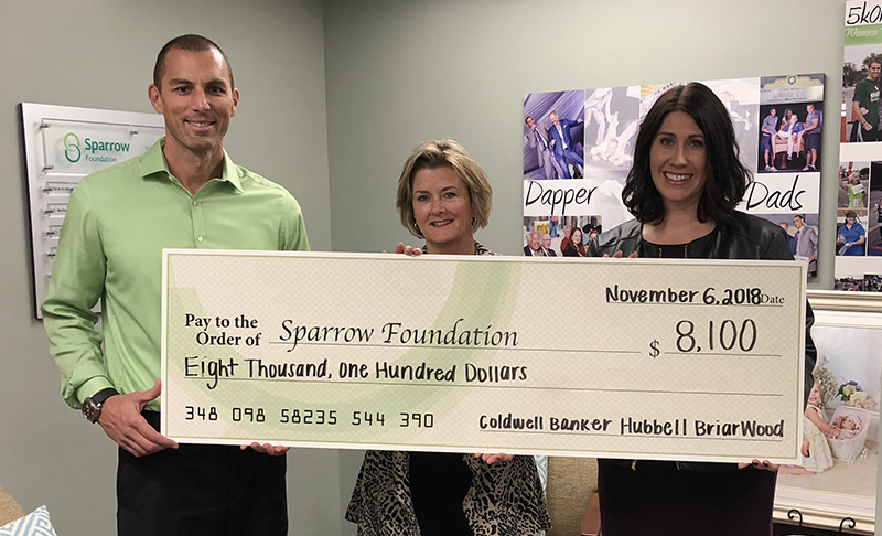 CBHB Golf Outing, Huge Success for Sparrow's Children Center Main Photo