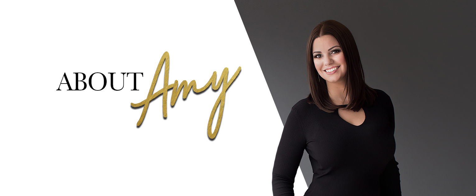About Amy