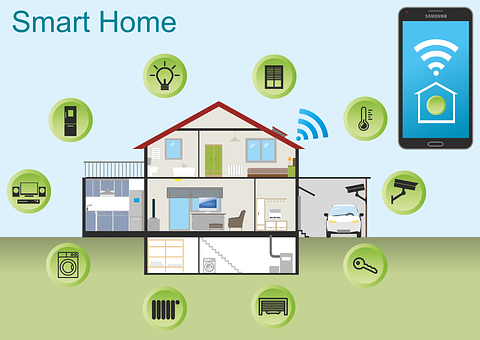 Smart Home Technology | Coldwell Banker Hubbell BriarWood