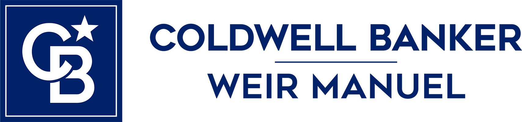Coldwell Banker Weir Manuel Logo