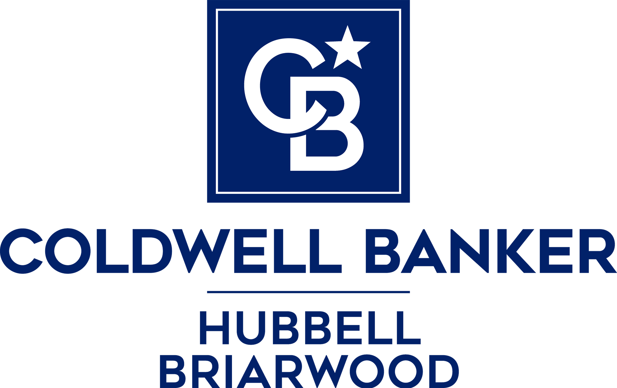 Coldwell Banker Hubbell BriarWood Logo