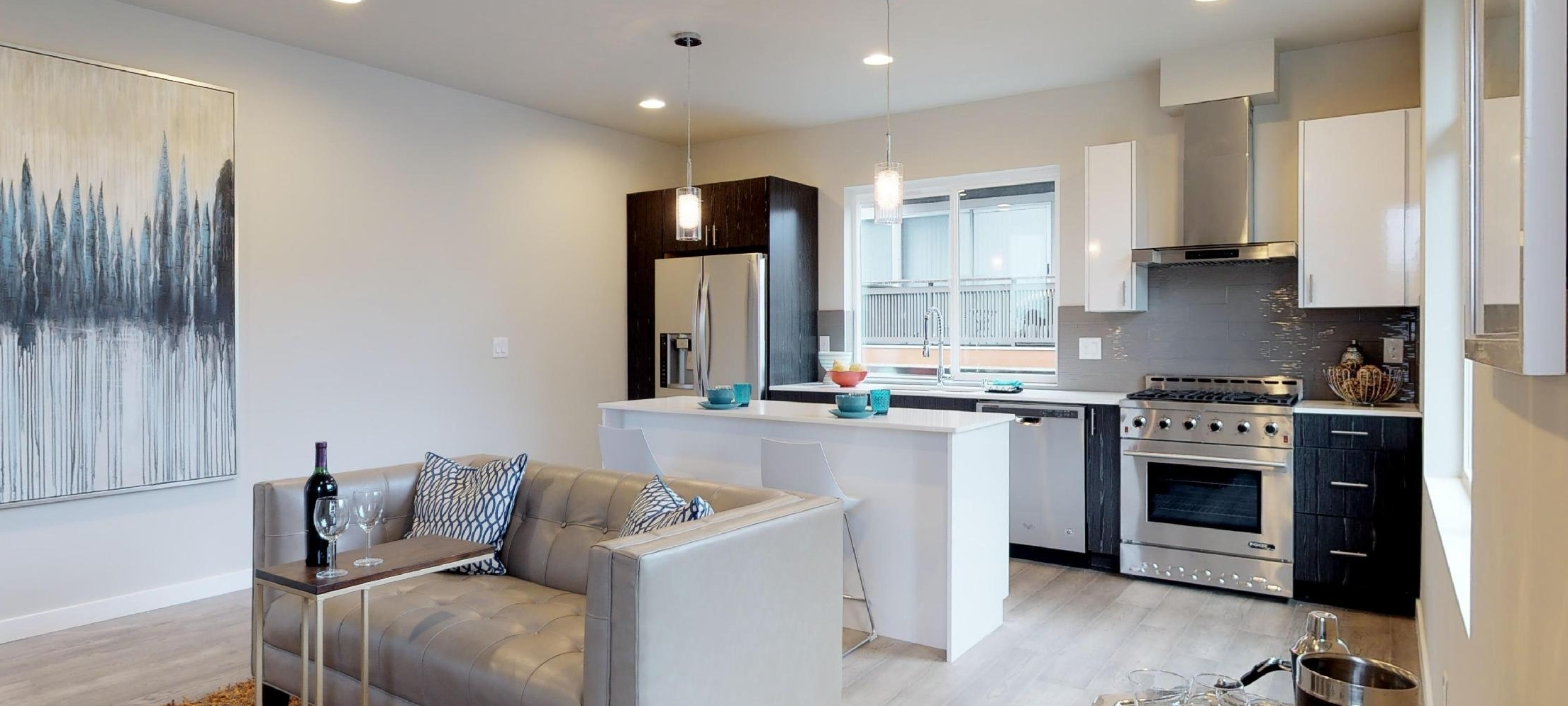 3418 Renton Place Townhomes