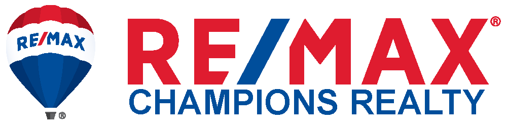 Justin Cousins-Lee - REMAX Champion Realty Logo