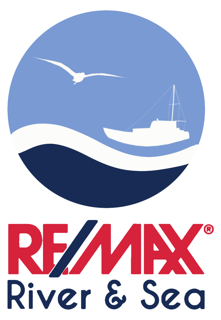 Ron Wright - RE/MAX River & Sea Logo
