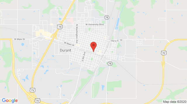 419 W Main St, Durant, OK 74701