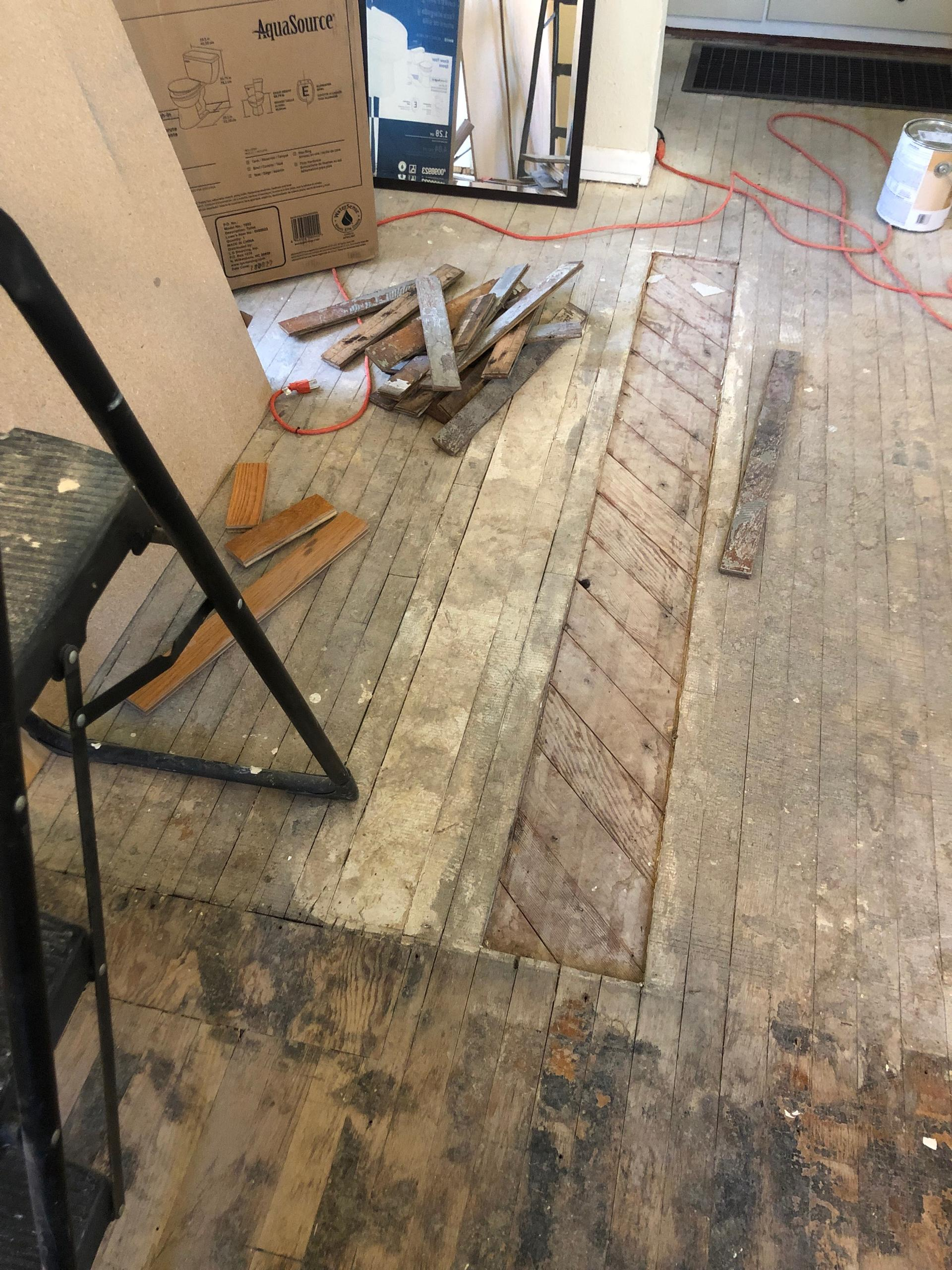 Those old wood floors though Main Photo